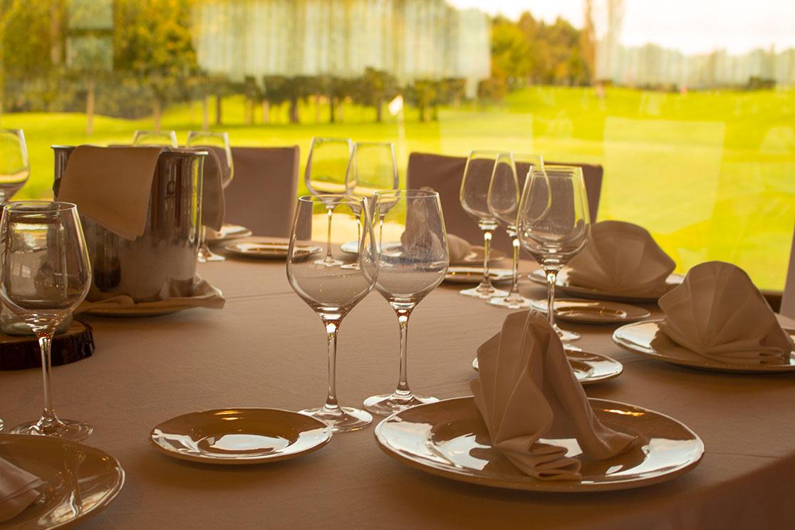 Reuniones en torno a la buena mesa